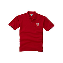 Buy Langley Senior School Years 8-11 Unisex Sports Polo Shirt Online at johnlewis.com