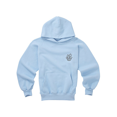 Buy North London Collegiate School Girls' Senior Hooded Games Sweatshirt Online at johnlewis.com