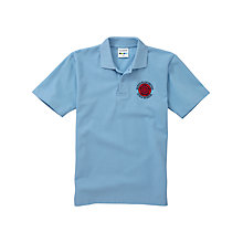 Buy Queen Elizabeth's Girls' School Sports Polo Shirt Online at johnlewis.com