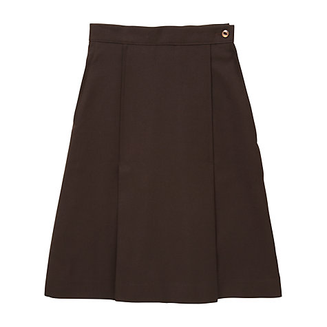 Buy Jordanhill School Years P4-P7 Girls' Skirt Online at johnlewis.com
