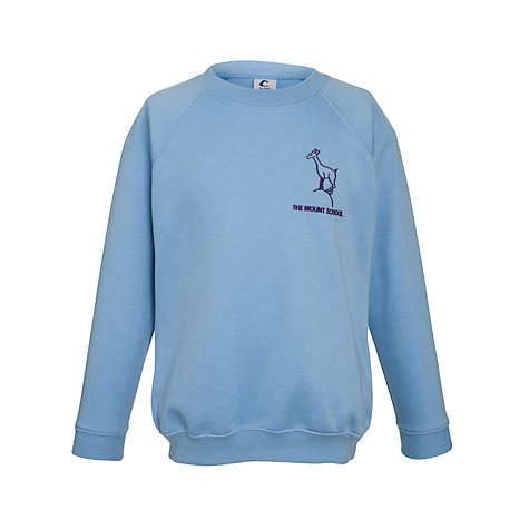 Buy The Mount School Girls' Sports Sweatshirt Online at johnlewis.com