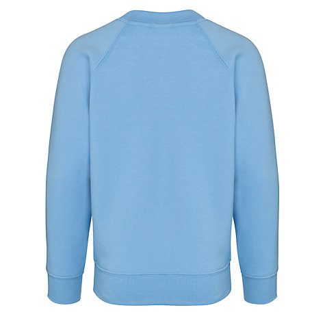 Buy St Andrews RC Primary School Unisex Sports Sweatshirt, Sky Blue Online at johnlewis.com