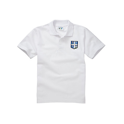 Buy St Augustine's High School Sports Polo Shirt Online at johnlewis.com
