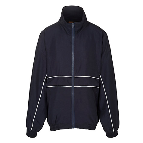 Buy St Augustine's High School Unisex Tracksuit Top, Navy Online at johnlewis.com