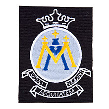 Buy St Margaret Mary's Secondary School Unisex Blazer Badge Online at johnlewis.com