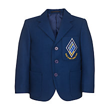 Buy St Bernard's Preparatory School Boys' Blazer, Royal Blue Online at johnlewis.com