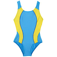 Buy North London Collegiate School Girls' Swimsuit Online at johnlewis.com