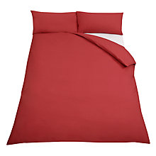 Buy John Lewis Luxury Egyptian Cotton 200 Thread Count Bedding, Kingfisher Online at johnlewis.com