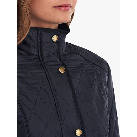 Buy Barbour Cavalary Polarquilt Jacket Online at johnlewis.com