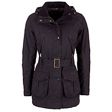 Buy Barbour Rebel Waxed Jacket Online at johnlewis.com