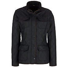 Buy Barbour Utility Polarquilt Jacket Online at johnlewis.com