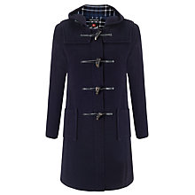 Buy Gloverall Long Duffle Coat Online at johnlewis.com