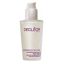 Buy Decléor Experience De L'Age: Resurfacing Peeling, 50ml Online at johnlewis.com