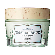 Buy Benefit Total Moisture Facial Cream, 48.2g Online at johnlewis.com