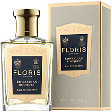 Buy Floris Edwardian Bouquet Eau de Toilette Natural Spray, 50ml Online at johnlewis.com