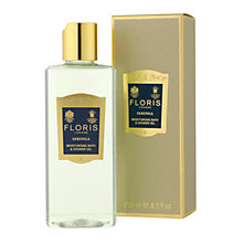 Buy Floris Seringa Moisturising Bath and Shower Gel, 250ml Online at johnlewis.com