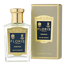 Buy Floris Seringa Eau de Toilette Natural Spray, 50ml Online at johnlewis.com