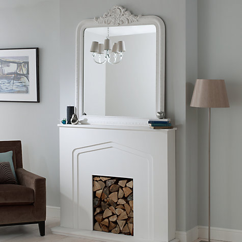 Buy Brissi Josephine Mirror, 120 x 100cm Online at johnlewis.com