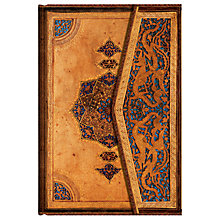 Buy Paperblanks Safavid Wrap Journal, Mini Online at johnlewis.com