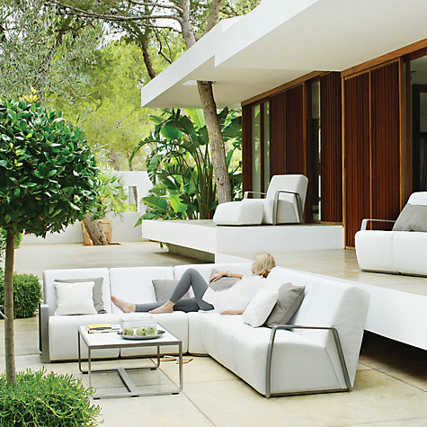 Buy Gloster Club Outdoor Furniture Online at johnlewis.com