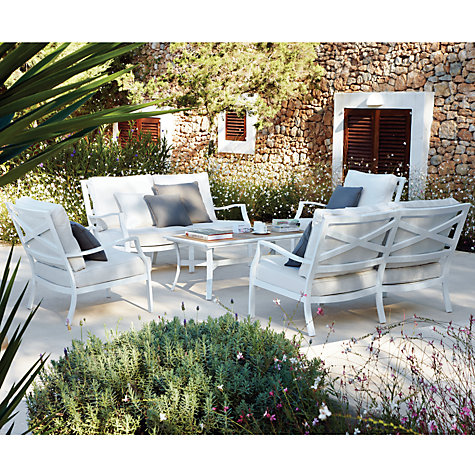 Buy Gloster Roma Outdoor Furniture Online at johnlewis.com