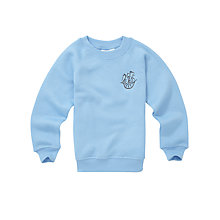 Buy North London Collegiate School Girls' Sports Sweatshirt Online at johnlewis.com