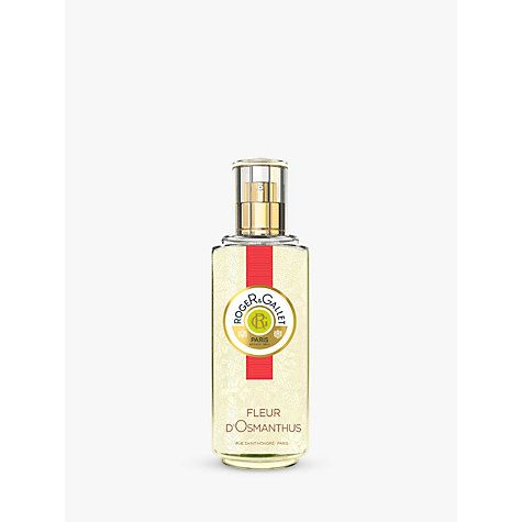 Buy Roger & Gallet Fleur d'Osmanthus Blossom Spray, 100ml Online at johnlewis.com