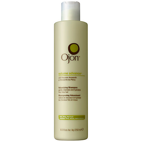Buy Ojon® Volume Advance™ Volumizing Shampoo, 250ml Online at johnlewis.com