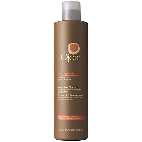 Buy Ojon® Damage Reverse™ Restorative Shampoo, 250ml Online at johnlewis.com