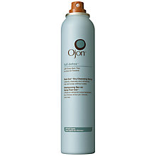 Buy Ojon® Full Detox™ Rub-Out™ Dry Cleansing Spray, 185ml Online at johnlewis.com