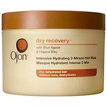 Buy Ojon® Dry Recovery™ Intensive Hydrating 2-Minute Mask, 200ml Online at johnlewis.com