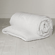 Buy John Lewis Microfibre Anti Allergy Duvet, 13.5 Tog Online at johnlewis.com