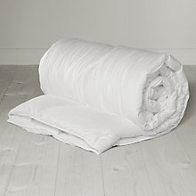 Buy John Lewis Peach-soft Washable Duvet, 10.5 Tog Online at johnlewis.com