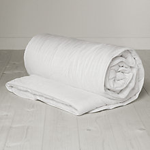 Buy John Lewis Microfibre Anti Allergy Duvet, 10.5 Tog Online at johnlewis.com