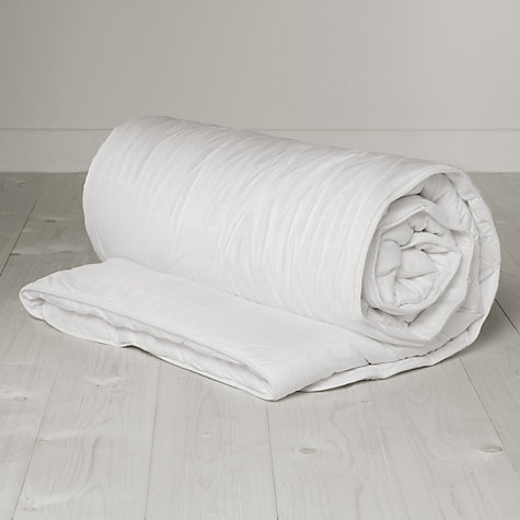 Buy John Lewis Active Anti Allergy Duvet, 10.5 Tog Online at johnlewis.com