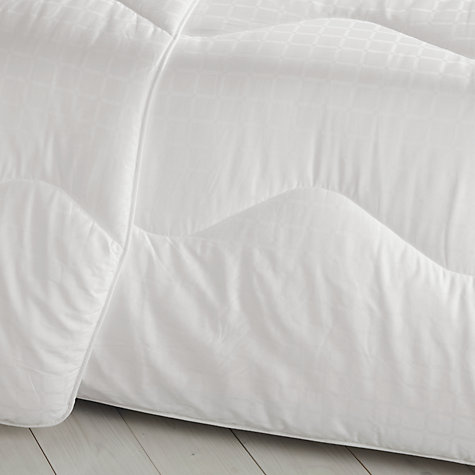 Buy John Lewis Microfibre Anti Allergy Duvet, 7 Tog Online at johnlewis.com