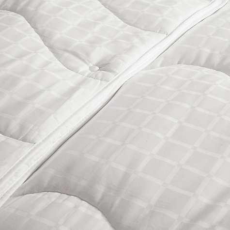 Buy John Lewis Active Anti Allergy Duvet, All Seasons 13.5 Tog (9+4.5 Tog) Online at johnlewis.com
