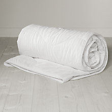 Buy John Lewis Microfibre Anti Allergy Duvet, 4.5 Tog Online at johnlewis.com