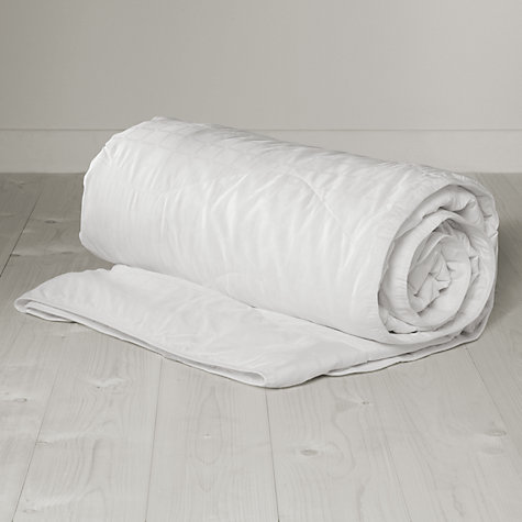 Buy John Lewis Microfibre Anti Allergy Duvet, 2.5 Tog Online at johnlewis.com