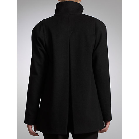 Buy John Lewis Christina Funnel Neck Swing Coat Online at johnlewis.com