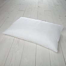 Buy John Lewis Cluster Microfibre Standard Pillow, Medium Support Online at johnlewis.com