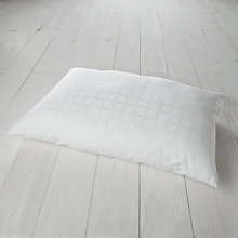 Buy John Lewis Microfibre Anti Allergy Standard Pillow Online at johnlewis.com