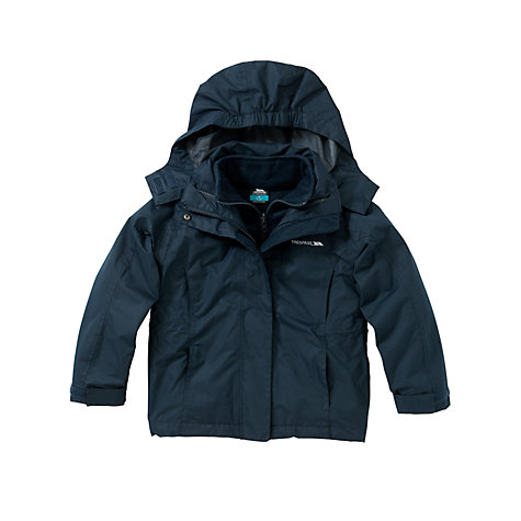 Buy Trespass Girls' Acrasa 3 in 1 Jacket Online at johnlewis.com