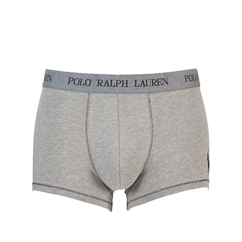 Buy Polo Ralph Lauren Stretch Cotton Trunks Online at johnlewis.com