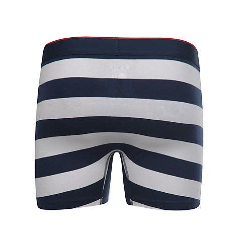 Buy Gant Navy Stripe Trunks Online at johnlewis.com