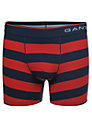 Gant Navy Stripe Trunks, Navy/Red