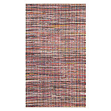 Buy John Lewis Value Colourburst Rug, Multi Online at johnlewis.com