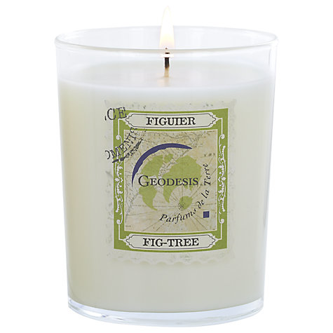 Buy Geodesis Candle in a Jar, Fig Tree Online at johnlewis.com