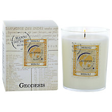 Buy Geodesis Scented Candle in a Jar, Neroli Online at johnlewis.com