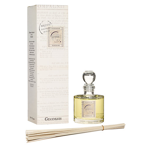 Buy Geodesis Diffuser, Tuberose Online at johnlewis.com